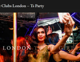 Shemale Clubs London